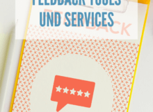 Online-Kundenbetreuung Feedback Tools und Services